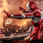 Hot Toys Iron Man Mark V Reissue 008
