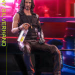 Hot Toys Johnny Silverhand 002