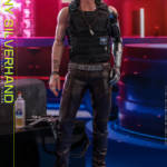 Hot Toys Johnny Silverhand 012