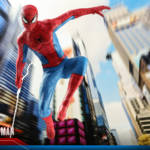 Hot Toys PS4 Classic Spider Man 012