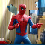 Hot Toys PS4 Classic Spider Man 017