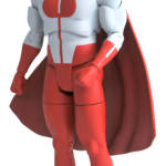 INVINCIBLE SERIES 1 ACTION FIGURE ASST 2
