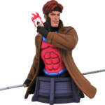 MARVEL ANIMATED X MEN GAMBIT BUST 1