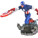 MARVEL GALLERY VS CAPTAIN AMERICA PVC STATUE 2