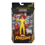 Marvel Legends Firestar 001