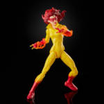 Marvel Legends Firestar 007
