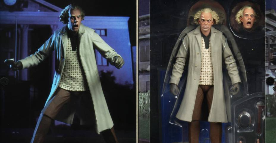 NECA Doc Brown Packaging 004