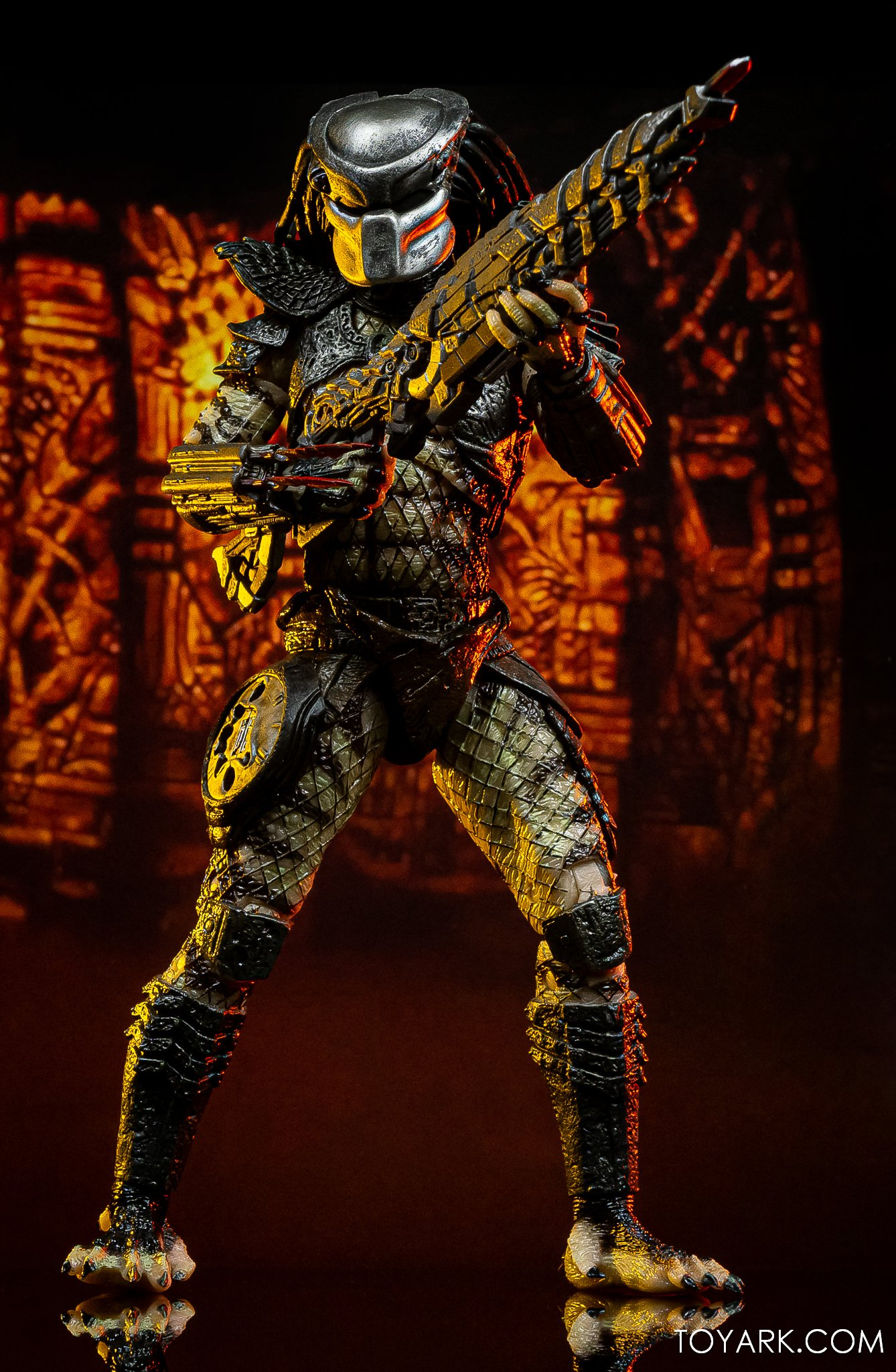 NECA Ultimate Scout Predator Figure 021