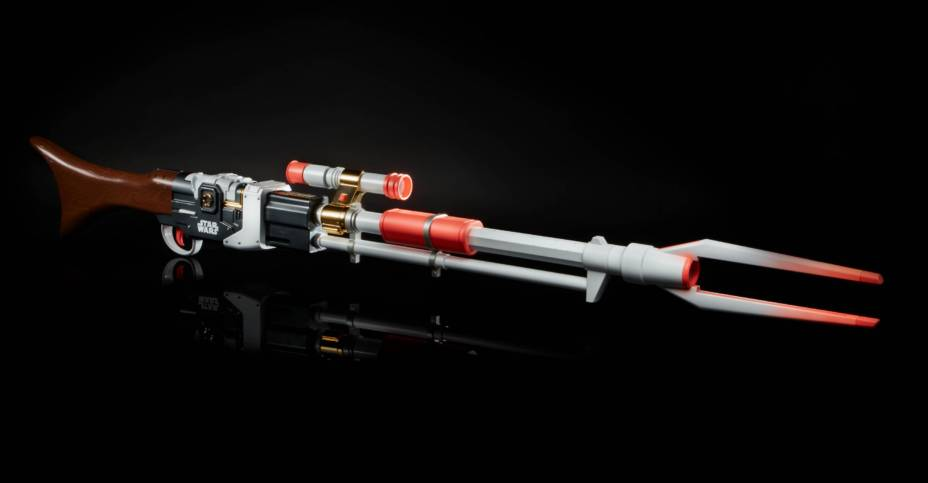 Nerf Star Wars The Mandalorian Amban Phase pulse Blaster 3