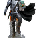 STAR WARS MILESTONES MANDALORIAN CHILD STATUE 2
