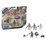 STAR WARS MISSION FLEET DEFEND THE CHILD Figure and Vehicle Pack inpck oop