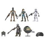 STAR WARS MISSION FLEET DEFEND THE CHILD Figure and Vehicle Pack oop