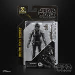 STAR WARS THE BLACK SERIES ARCHIVE 6 INCH IMPERIAL DEATH TROOPER Figure in pck 1
