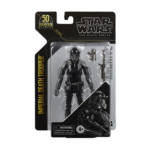 STAR WARS THE BLACK SERIES ARCHIVE 6 INCH IMPERIAL DEATH TROOPER Figure in pck 2