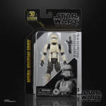 STAR WARS THE BLACK SERIES ARCHIVE 6 INCH IMPERIAL HOVERTANK DRIVER Figure in pck 1