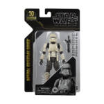 STAR WARS THE BLACK SERIES ARCHIVE 6 INCH IMPERIAL HOVERTANK DRIVER Figure in pck 2