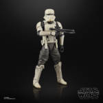 STAR WARS THE BLACK SERIES ARCHIVE 6 INCH IMPERIAL HOVERTANK DRIVER Figure oop 3