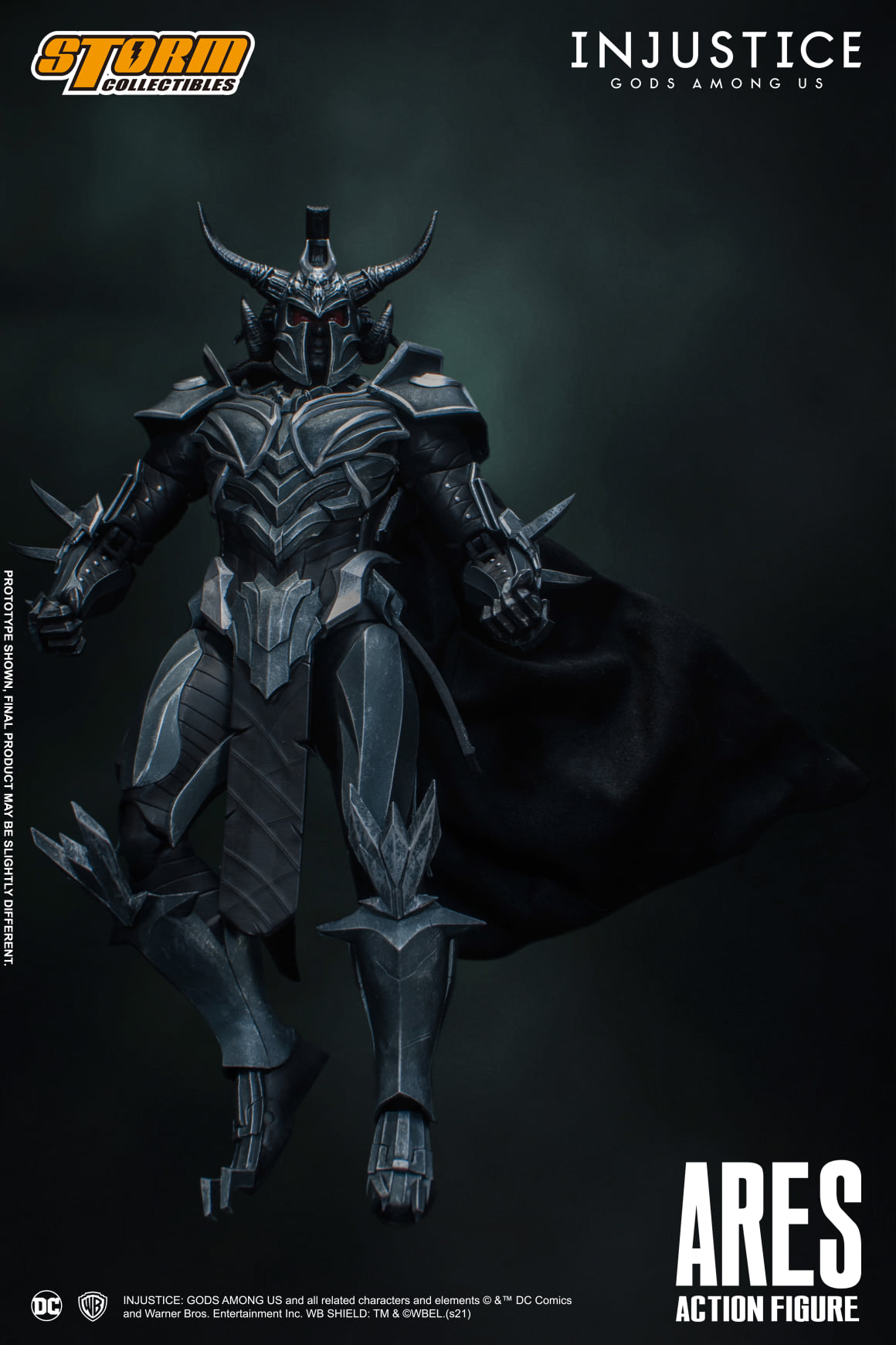Injustice: Gods Among Us – Ares
