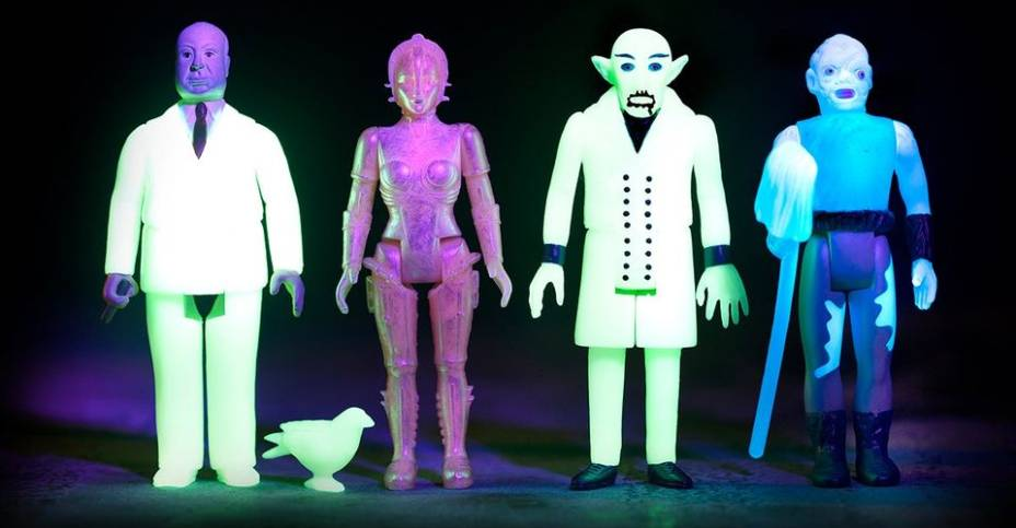z GITD ReAction Figures