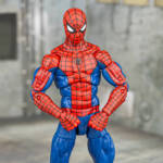 z Marvel Legends Retro Spider Man 07