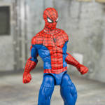 z Marvel Legends Retro Spider Man 08