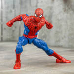 z Marvel Legends Retro Spider Man 10