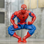 z Marvel Legends Retro Spider Man 12