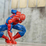 z Marvel Legends Retro Spider Man 14