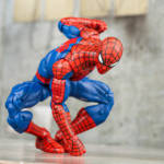 z Marvel Legends Retro Spider Man 15