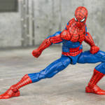 z Marvel Legends Retro Spider Man 16