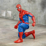 z Marvel Legends Retro Spider Man 17