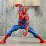 z Marvel Legends Retro Spider Man 18