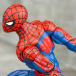 z Marvel Legends Retro Spider Man 19
