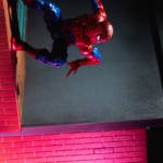 z Marvel Legends Retro Spider Man 27