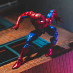 z Marvel Legends Retro Spider Man 28