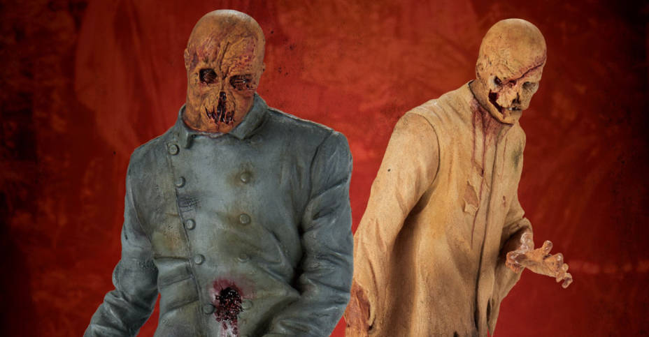 zz Trick or Treat Studios Horror Statues