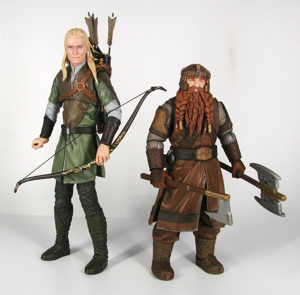 DST Lord of the Rings Series 1 Figures 003