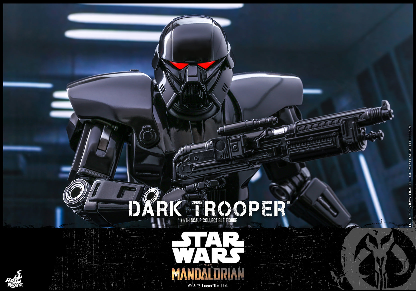 Hot Toys Dark Trooper 017