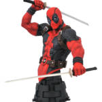 MARVEL COMIC DEADPOOL BUST 1