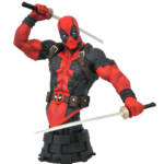 MARVEL COMIC DEADPOOL BUST 2