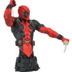 MARVEL COMIC DEADPOOL BUST 3