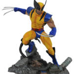 MARVEL GALLERY VS WOLVERINE PVC STATUE 1