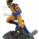 MARVEL GALLERY VS WOLVERINE PVC STATUE 2