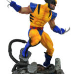 MARVEL GALLERY VS WOLVERINE PVC STATUE 3