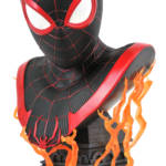 MARVEL LEGENDS IN 3D PS5 MILES MORALES BUST 1