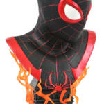 MARVEL LEGENDS IN 3D PS5 MILES MORALES BUST 2