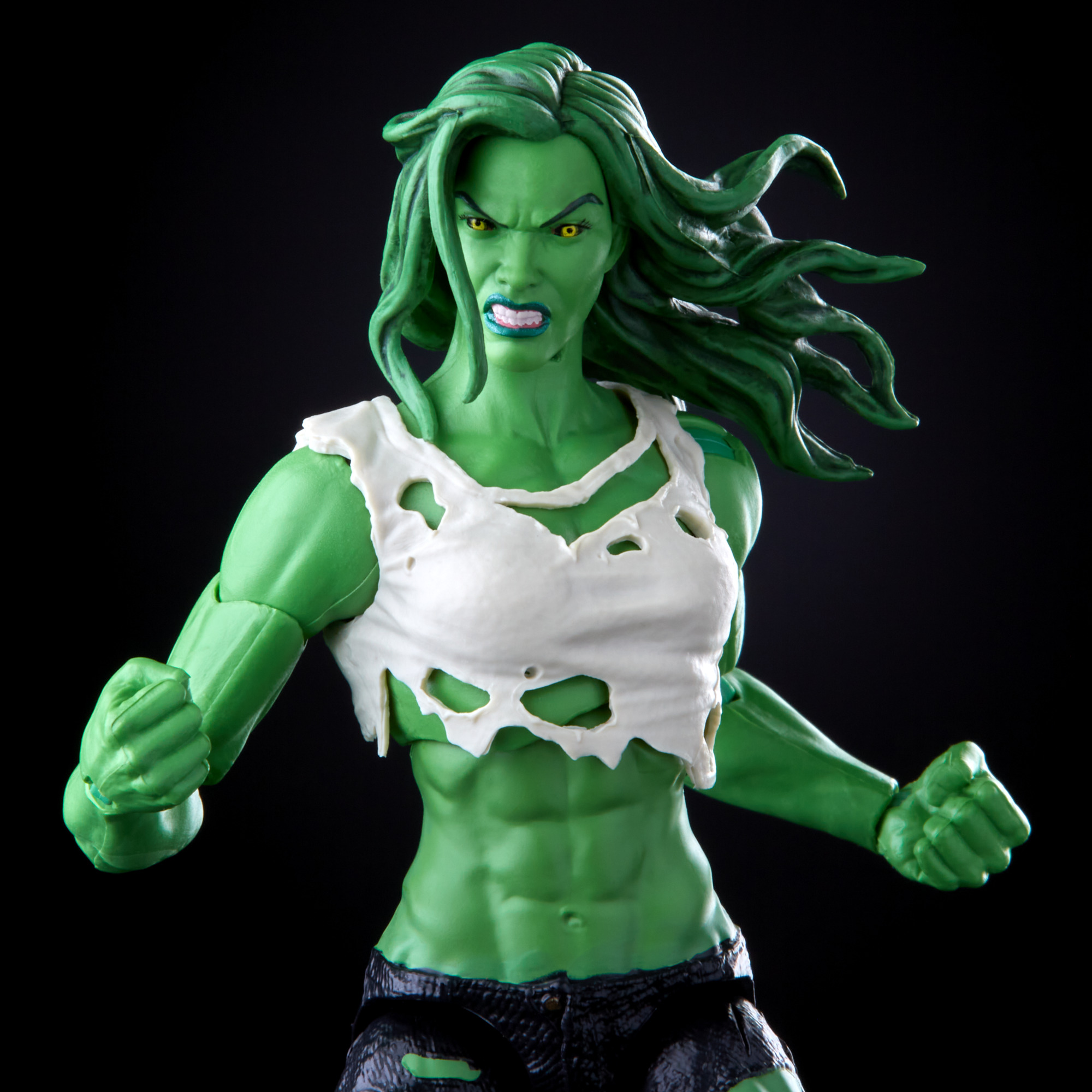 MARVEL LEGENDS SERIES 6 INCH SHE HULK Figure oop 5