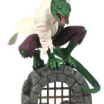 MARVEL PREMIER COLLECTION LIZARD STATUE 1