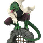 MARVEL PREMIER COLLECTION LIZARD STATUE 2