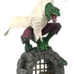 MARVEL PREMIER COLLECTION LIZARD STATUE 3